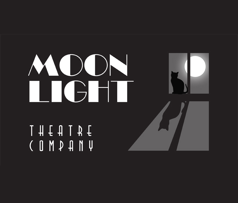 moonlight theatre company logo