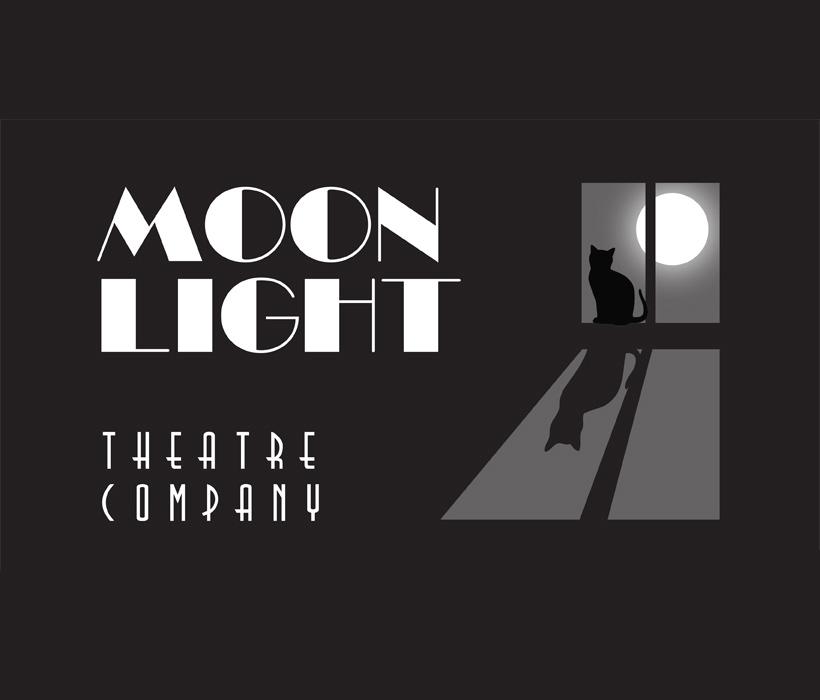 moonlight theatre company logo